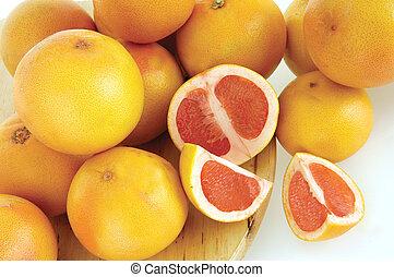 grapefruit - dilimlenmi? meyveler