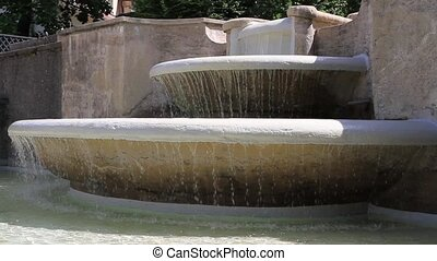 Cascade Fountain quot;Water Paradisequot; i - Cascade...