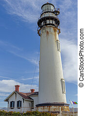 Pigeon Point Lighthouse Structure - Pigeon Point Lighthouse...