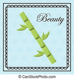 natural beauty design, vector illustration eps10 graphic