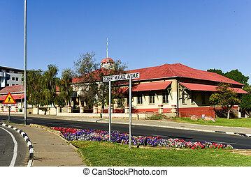 Robert Mugabe Avenue - Windhoek, Namibia - Robert Mugabe...