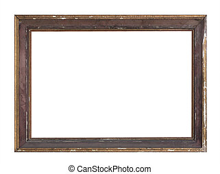 Old Antique picture frame