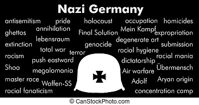 Nazi Germany - never again war