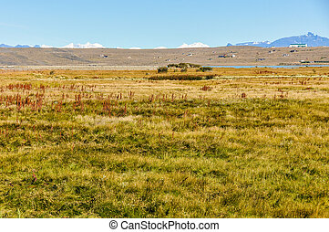 Around El Calafate, Patagonia, Argentina - Scenery around El...