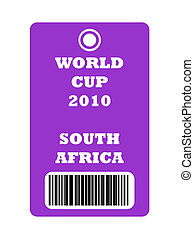 World Cup 2010 pass