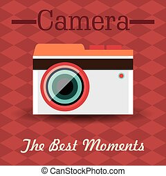 Photography and camera vintage
