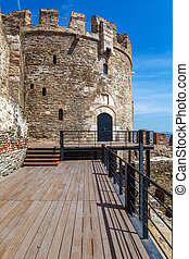 Trigonion Tower, Thessaloniki, Macedonia, Greece