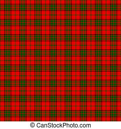 Clan Adair Tartan - A seamless patterned tile of the clan...