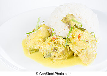 Indonesian chicken cuisine OporAyam - Indonesian Chicken...