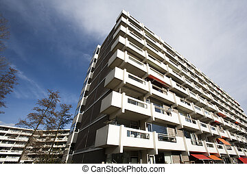 Social and elderly housing - Apartment block from the...