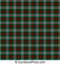 Clan Brodie Tartan - A seamless patterned tile of the clan...