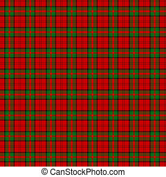 Clan Dunbar Tartan - A seamless patterned tile of the clan...