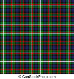 Clan Ferguson Tartan - A seamless patterned tile of the clan...
