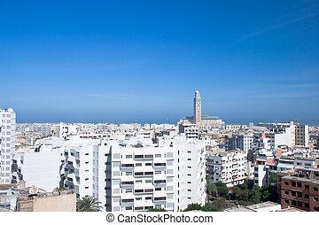 Casablanca | Mosque Hassan II