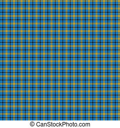 Clan Laing Tartan - A seamless patterned tile of the clan...