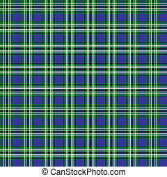 Clan Learmonth Tartan - A seamless patterned tile of the...
