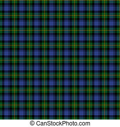 Tartan Background 04 - A seamless patterned tile of a tartan...