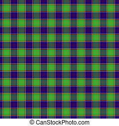 Clan Colville Tartan - A seamless patterned tile of the clan...