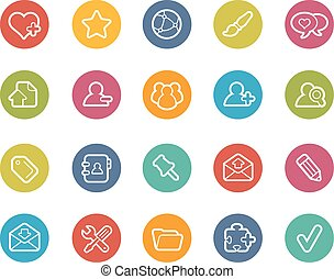 Chat Room Icons