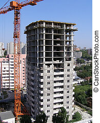 construction - building, construction, housebuilding