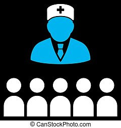 Medical Class Icon - Medical Class vector icon Style is...