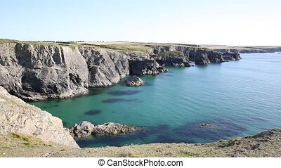Beautiful English coast Cornwall - Beautiful English coast...