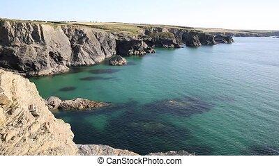 Beautiful south west coast UK