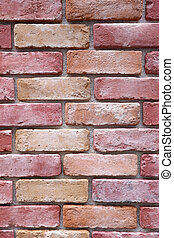 brick walls stacked. - brick walls stacked for the design...