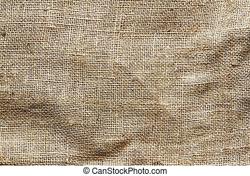 Hessian  - Closeup of burlap hessian sacking