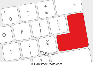 Flag of tonga button Illustrations and Clip Art. 86 Flag of tonga ...