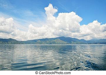 Lake Toba Sumatra, Indonesia