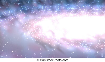 Big Bang, the Formation of Galaxies, the Flight through the...