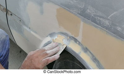 Car body restoration - Automotive restoration, car body...