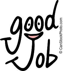 good job symbol