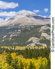 Rocky Mountain National Park - Autumn in Rocky Mountain...