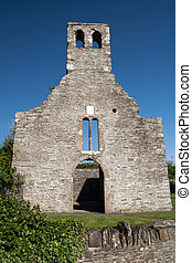 Mellifont Abbey, Drogheda, County Louth, Irland - Mellifont...