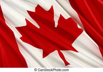 canadense, bandeira