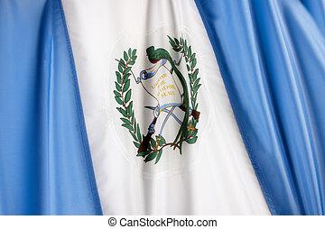 bandera, Guatamala
