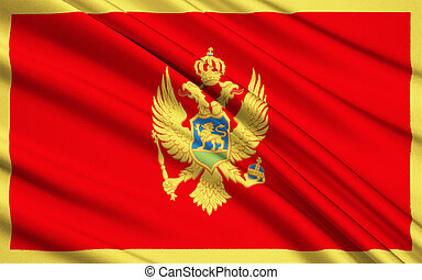 Flag of Montenegro - The flag of Montenegro was officially...