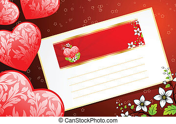 Valentine\'s Day card
