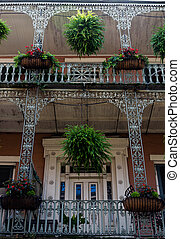 French Quarter Architecture