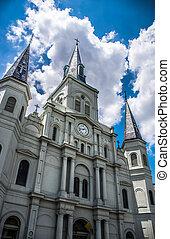 New Orleans Saint Louis Cathedral