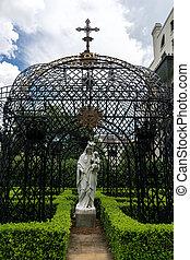 Garden District Virgin Mary