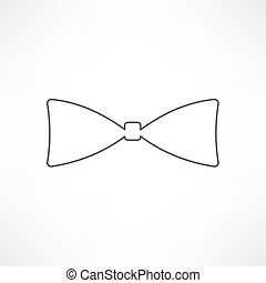弓, 領帶, 圖象,