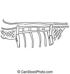 Water Dam image