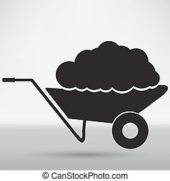 Handcart Stock Illustrations. 692 Handcart clip art images and ...