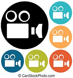 Camcorder Camera icon