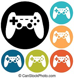 game joypad icon