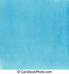 light blue watercolor background with canvas texture