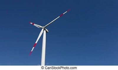 Windmill generator turbine